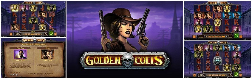 Free Golden Colts 196416