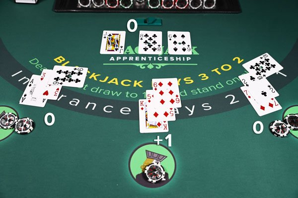 Blackjack counting cards 272782