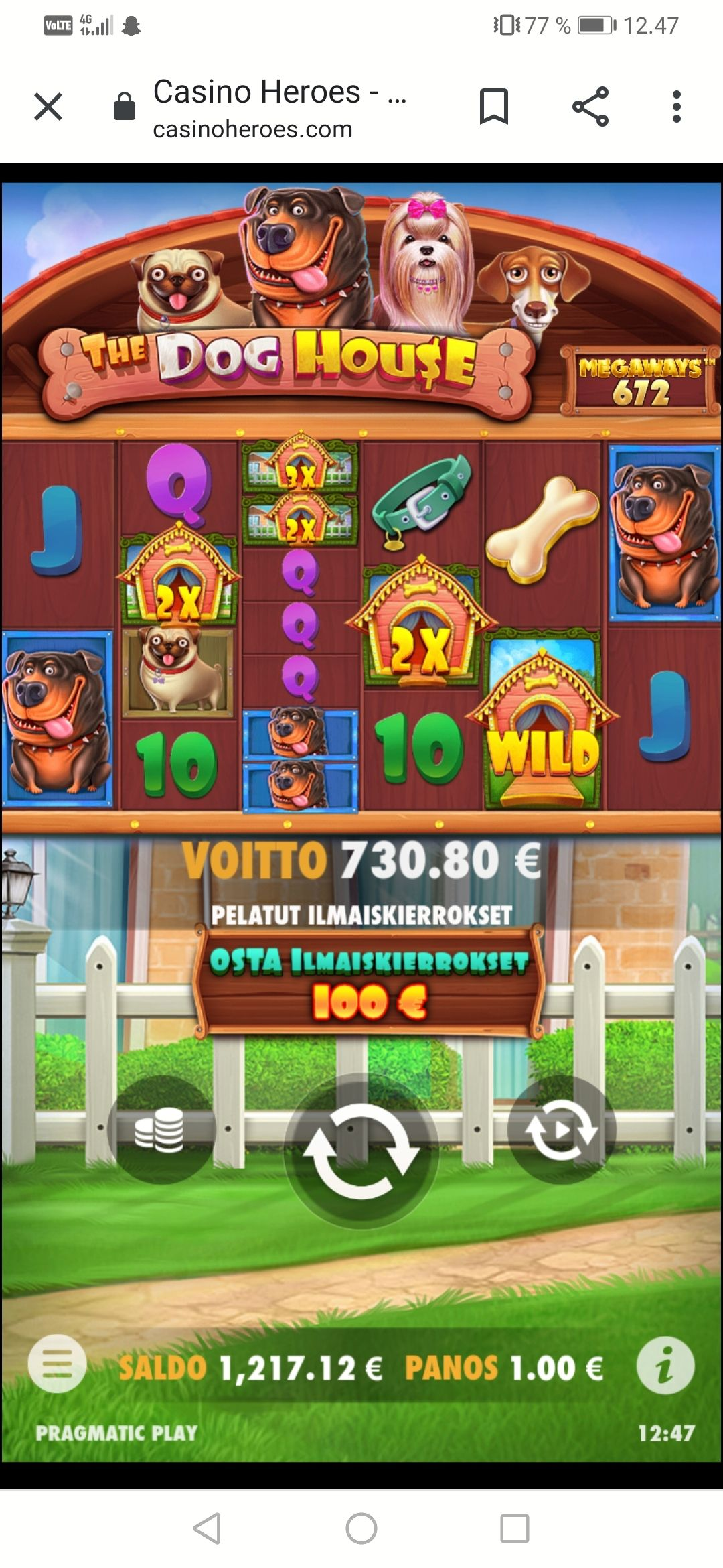 Casino with trustly 166034