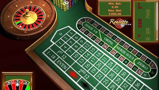 Roulette extra 269756