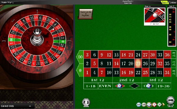 Roulette system 424364